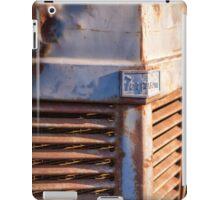 Ferguson iPad Case/Skin