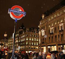 Rainy Nights in London by weallareone