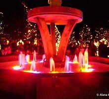 Fountain by Alana Gordon