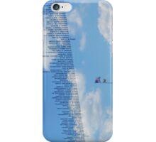 Baltimore 911 Tribute iPhone Case/Skin
