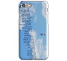 Baltimore 911 Tribute iPhone Case/Skin