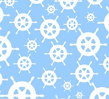 Boat Wheel / Ship Wheel  -- version by gpop