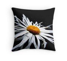 Tatty but such an individual Throw Pillow