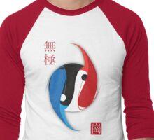 The Infinity Fish Men's Baseball ¾ T-Shirt