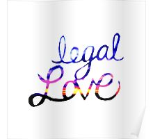 Legal Love Poster