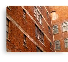 Nineteen Windows and a Door Metal Print