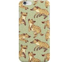 vintage animal pattern phone case iPhone Case/Skin