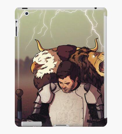 Angel Soldier iPad Case/Skin