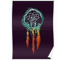 The Dream catcher (rustic magic) Poster