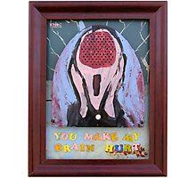 The Scream (Apologies to Munch) Photographic Print