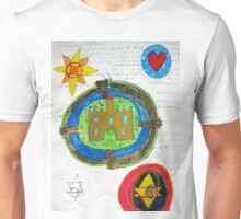 Road Map To The Beloved Unisex T-Shirt