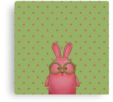 Mr. Rabbit Canvas Print