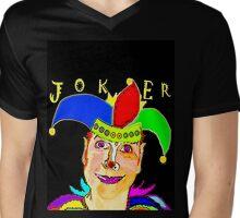 I'm a JOKER Mens V-Neck T-Shirt
