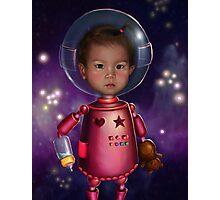 Robo-Cute Photographic Print