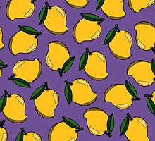 MANGO - PURPLE by tosojourn