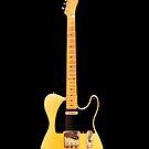 Fender Telecaster (1954) by Paul Thompson