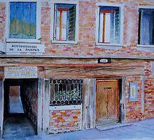 Sotoportego Veneto by Dai Wynn