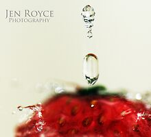 Droplets by Jen  Royce