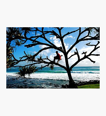 PERFECT VIEW Photographic Print