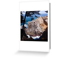 Nature Smiling on Us Greeting Card