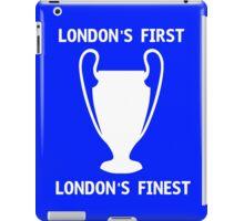 London's First London's Finest iPad Case/Skin