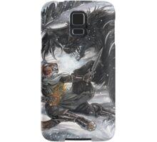 Werebear Battle Samsung Galaxy Case/Skin