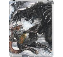 Werebear Battle iPad Case/Skin