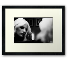The love of Madness (III) aka Marilyn and Me Framed Print