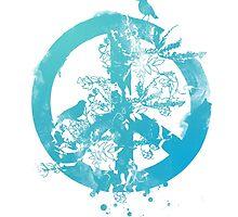 Peace grows by Budi Satria Kwan