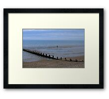 With you Framed Print