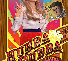 70's Show Poster for Hubba Hubba Revue by caseycastille