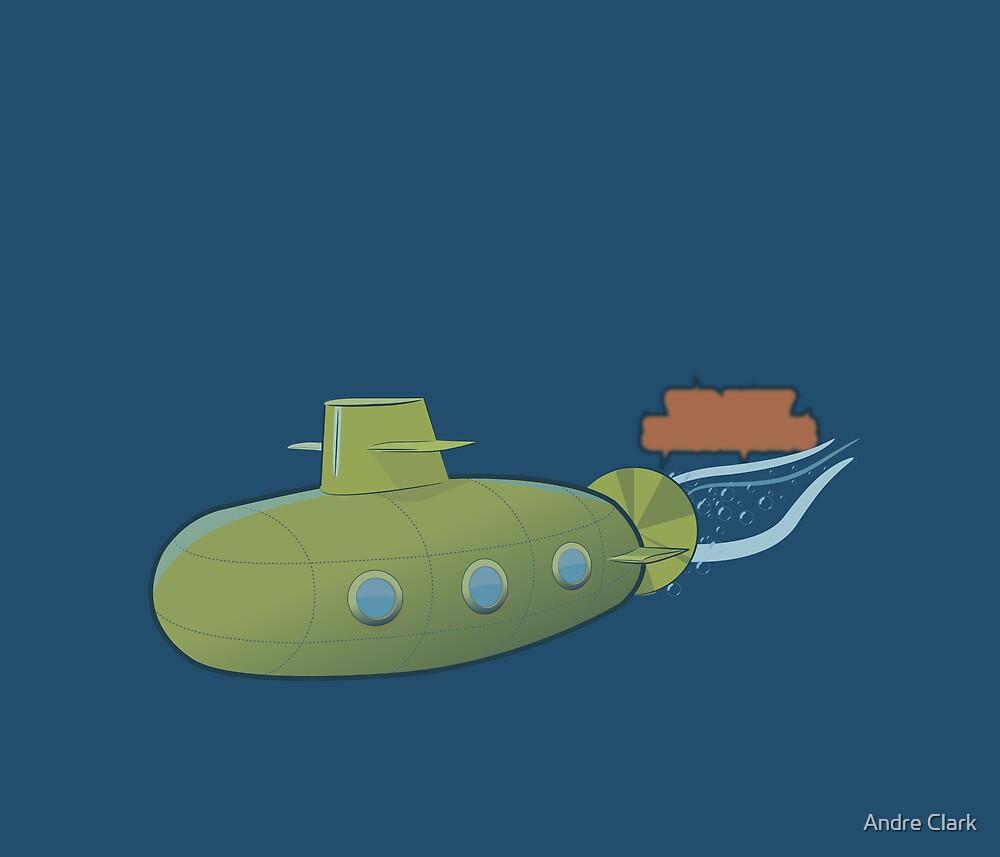 Yellow Submarine by Andre Clark