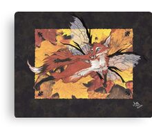 Fox Fae Canvas Print