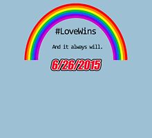 #LoveWins Unisex T-Shirt