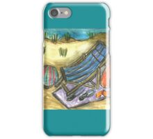 Gone For A Walk.. iPhone Case/Skin