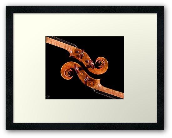 Interlocking Scrolls by Endre