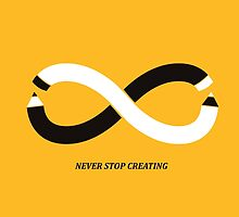 Never stop making by Choma House
