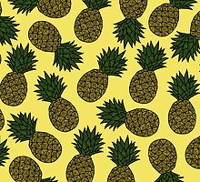 PINEAPPLE - YELLOW by tosojourn