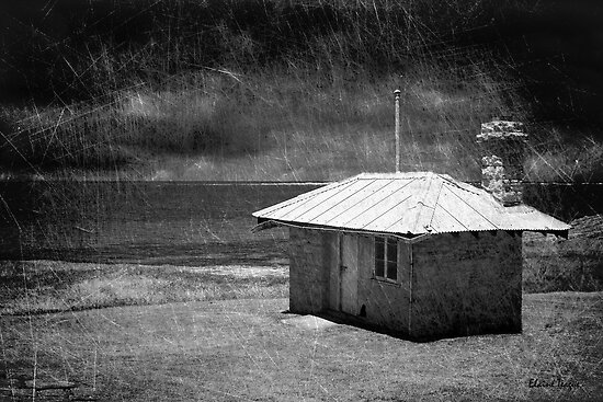 The Old Laundry #2, Cape Leeuwin, Augusta, WA by Elaine Teague