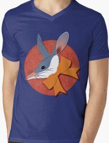 Easter Bilby Mens V-Neck T-Shirt