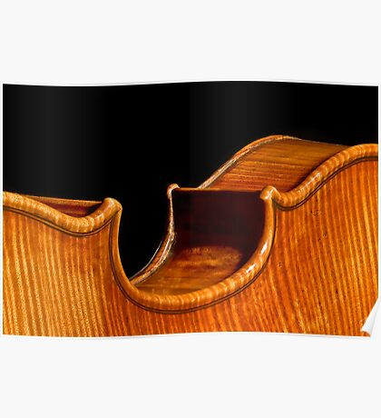 1728 Stradivarius Edges Poster