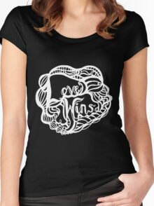 Love Wins Design - Version Two Women's Fitted Scoop T-Shirt