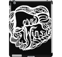 Love Wins Design - Version Two iPad Case/Skin