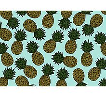 PINEAPPLE - MINT Photographic Print