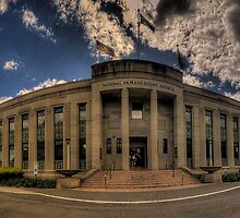 Take One (HDR Panoramic) - National Film & Sound Archive - The HDR Experience by Philip Johnson