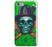Chief Moko iPhone Case/Skin