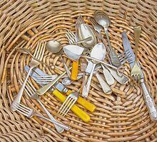 Old Cutlery.... by mitpjenkeating