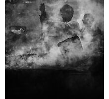 smoke is part of my life Photographic Print