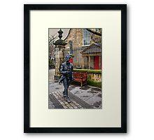 Robert Fergusson Framed Print