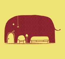Elephant in the Room Kids Clothes